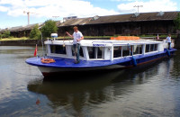 #InGdansk - Tramwaj Wodny F5
