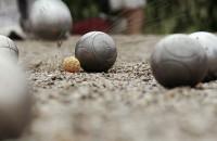 Wciągająca gra w petanque