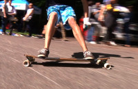 Longboard piknik w Sopocie