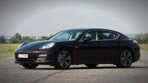 Porsche Panamera 4S - czteroosobowy luksus