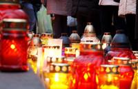 Wszystkich Świętych na cmentarzach Trójmiasta 2012