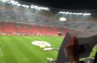 Hymn na meczu Polska-Urugwaj