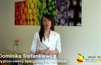 Dietetyk radzi - Zgaga - Dominika Stefankiewicz, dietetyk medyczny