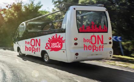 Po Gdański będą jeździć turystyczne autobusy