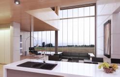 Szkło zmienia oblicze wnętrza