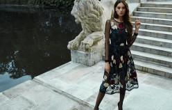 Modne sukienki na jesień