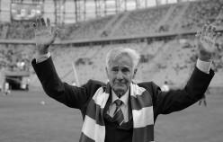 Zmarł Roman Korynt, piłkarska legenda