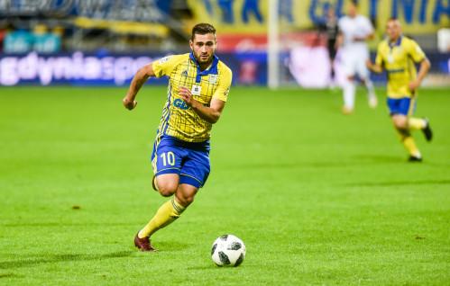 Arka pokonała u siebie Lecha Poznań 1:0