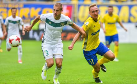 Śląsk Wrocław zagra w sobotę z Arką Gdynia