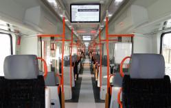 Dwa nowoczesne pociągi na Pomorzu