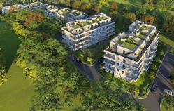 Nowe mieszkania na Morenie