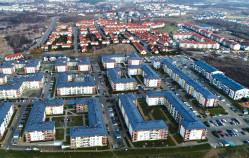 Zakończono realizację trzech wielohektarowych osiedli w Gdańsku