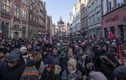 Mieszkańcy Gdańska o pożegnaniu prezydenta