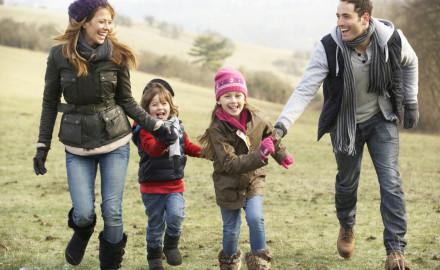Zaplanuj rodzinny weekend