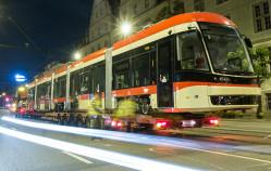 Nowy tramwaj od lipca w zajezdni