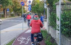 Wspólny przejazd rowerowy po Sopocie