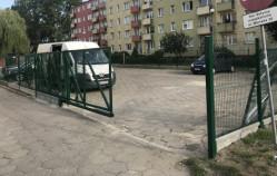 Parking ogrodzony, mieszkańcy zdezorientowani