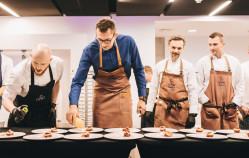 Charytatywna kolacja szefów kuchni