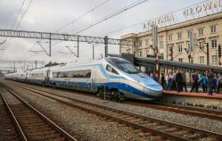 Szybciej pociągiem do Warszawy