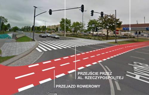 Więcej przejść dla pieszych w Gdańsku