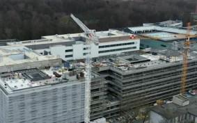 Budowa nowoczesnego szpitala na ostatniej prostej