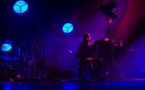 Kortez wystąpił w Teatrze Muzycznym