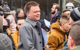 Szymon Hołownia walczył o podpisy w Trójmieście