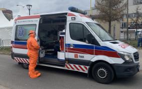 Szpitalom brakuje środków ochrony. Apel do ministra