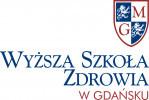Logo Wyższa Szkoła Zdrowia w Gdańsku