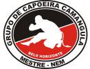 Logo Capoeira Camangula