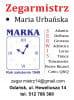 Marka - zegarmistrz, naprawa i sprzedaż zegarków