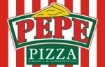 PEPE PIZZA logo