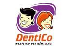 Logo DentiCo Jowita Żebrowska-Zakrzewska
