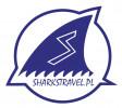 Akademia Koszykówki i Siatkówki Gdynia Sharks i Biuro Podróży SharksTravel.pl logo