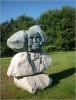 Rzeźba 'Artur Schopenhauer'