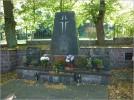 Cmentarz Garnizonowy - Historyczny Obiekt Cmentarny Ściana Pamięci