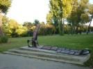 Rzeźba 'Fotel kinomana'