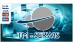 TM- Serwis. logo