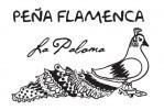 Logo Flamenco Peńa La Paloma