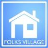 Logo Folks Village Hostels