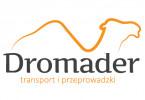 Dromader logo