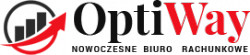 Logo OptiWay Centrum Wsparcia Biznesu
