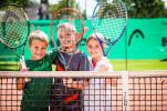 Nauka tenisa dla dzieci - ćwiczenia wideo