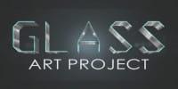 Logo Glass Art Project