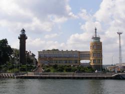 Latarnia Morska Gdańsk Nowy Port