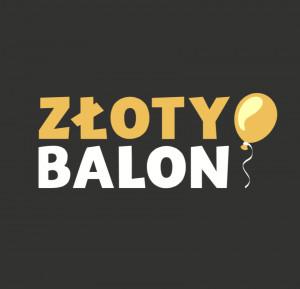 Logo Złoty Balon
