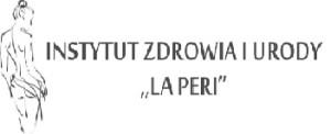 Logo Instytut Zdrowia i Urody 'La Peri'