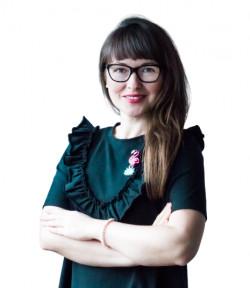 Joanna Ośka. Psycholog Dzieci i Młodzieży.