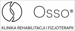 Logo Osso Klinika Rehabilitacji i Fizjoterapii
