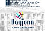 Mistrzostwa badmintona w Sopocie